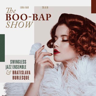 The Boo-Bap_Show II