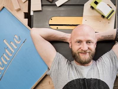 na obrázku je biznis portrét od fotografa Tomáša Halásza - Stella Production