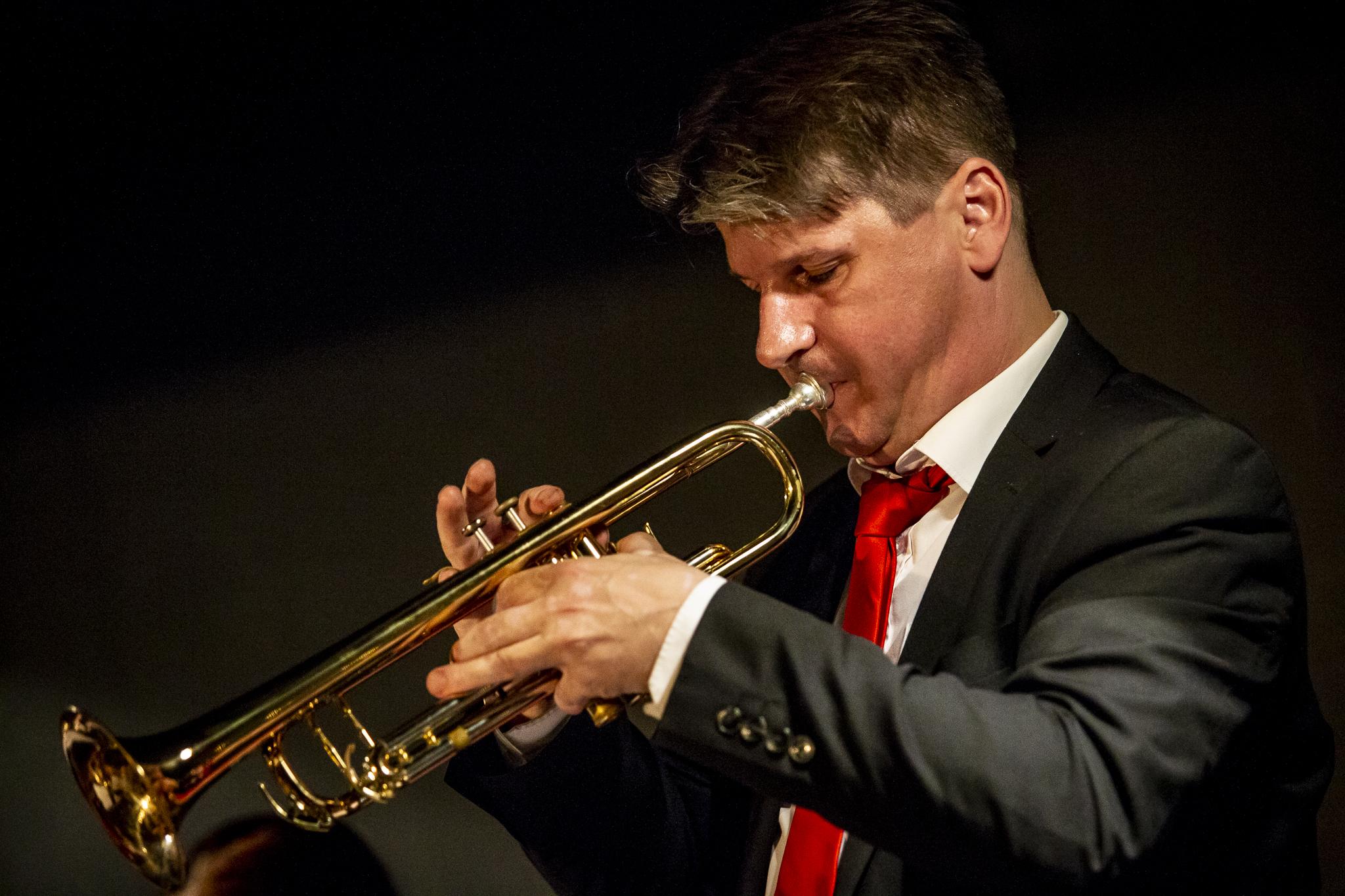 kapelník Martin Štourač | Swingless Jazz Ensemble