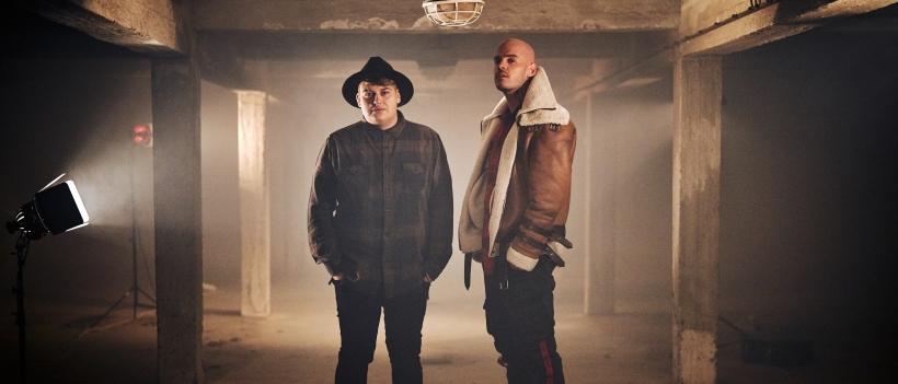 Martin Císar a Majself, singel Šťastie | Stella Production